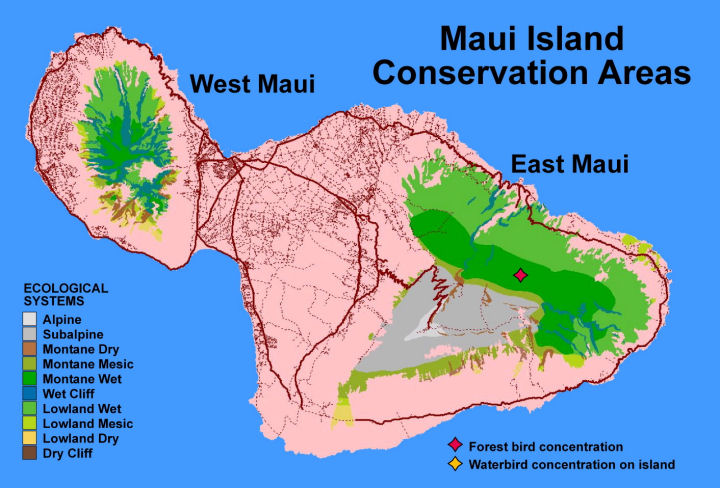 West Maui Conservation Area